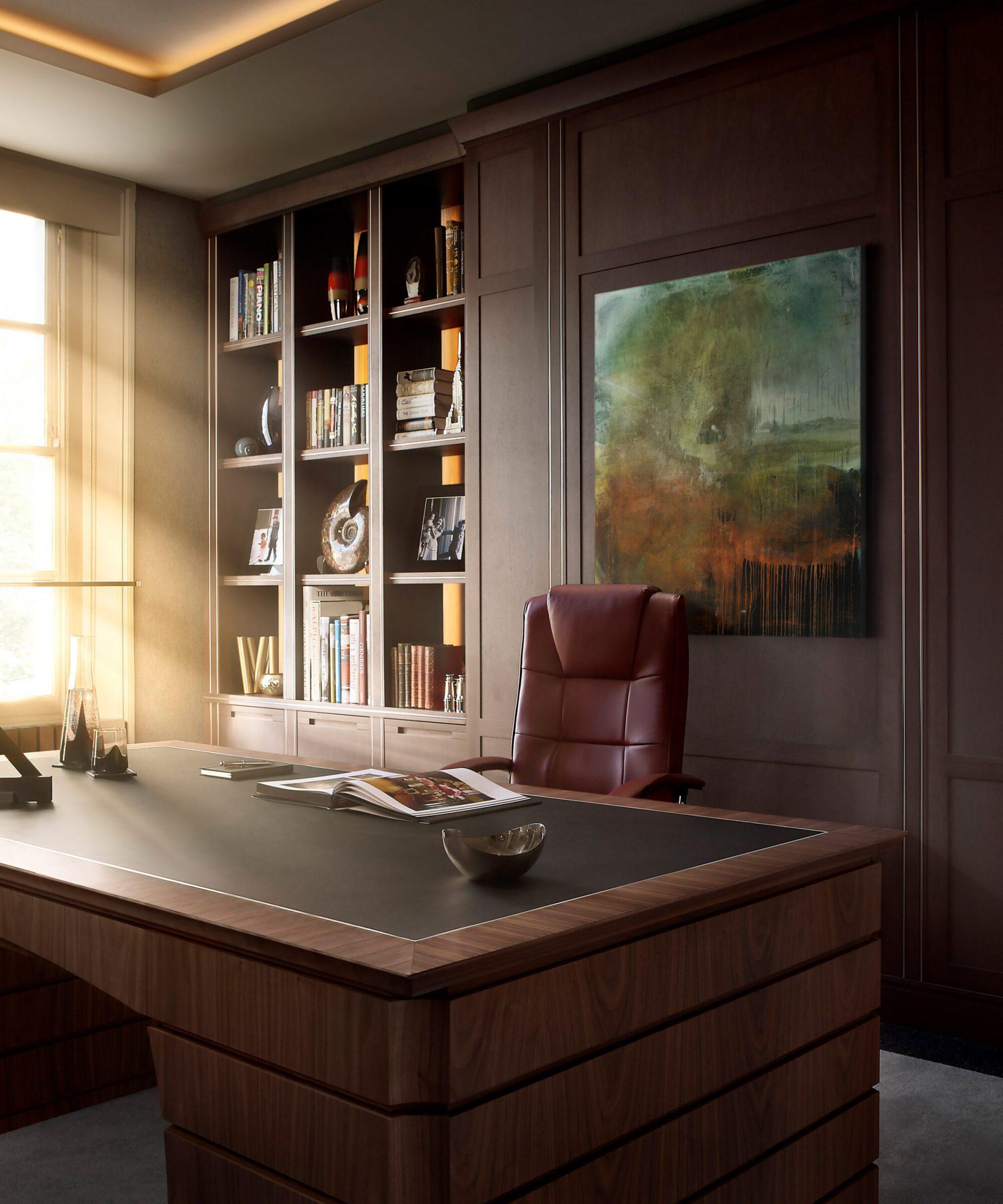 High end home furniture design by Smallbone