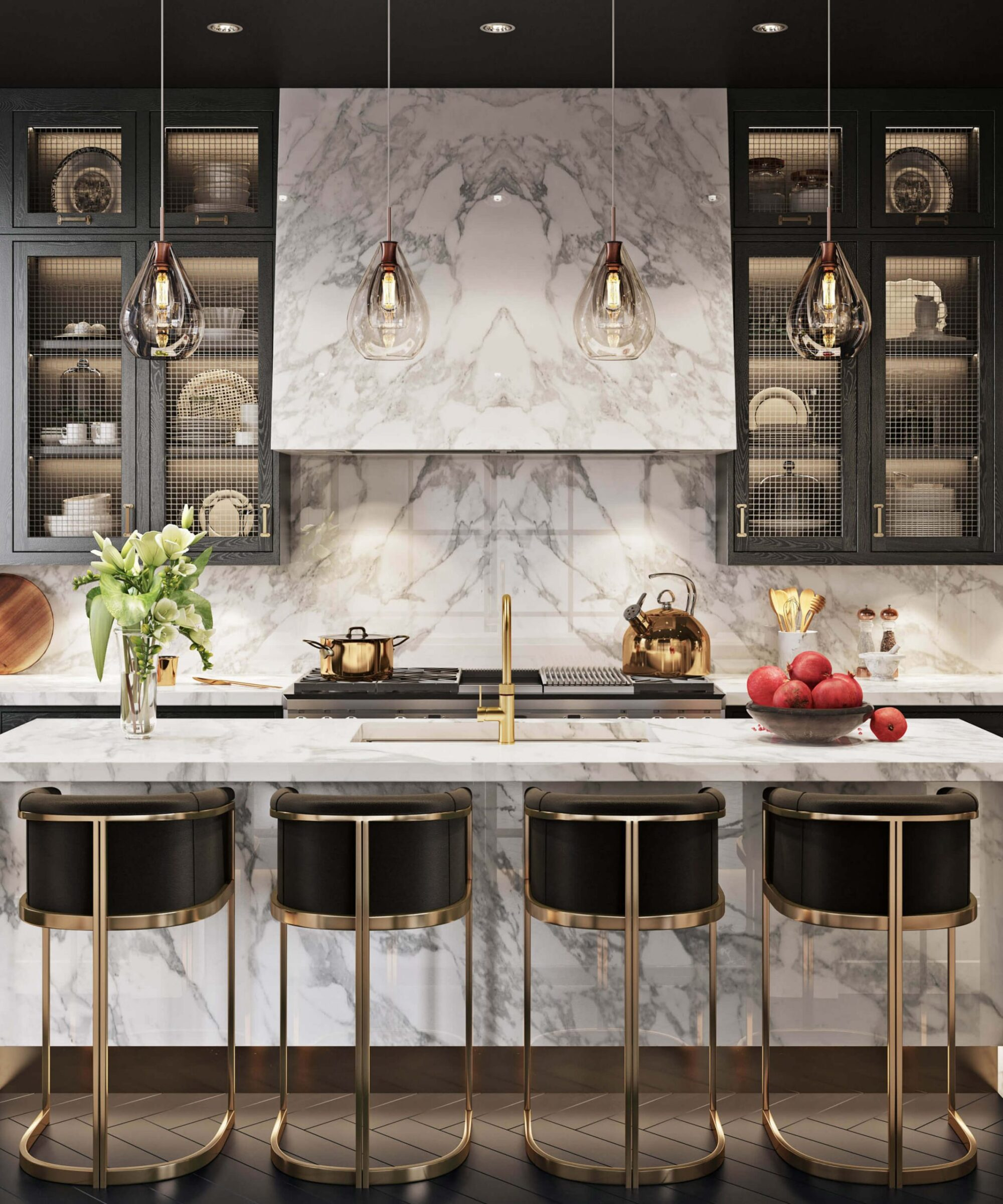 Smallbone Classic and Contemporary Kitchen Design