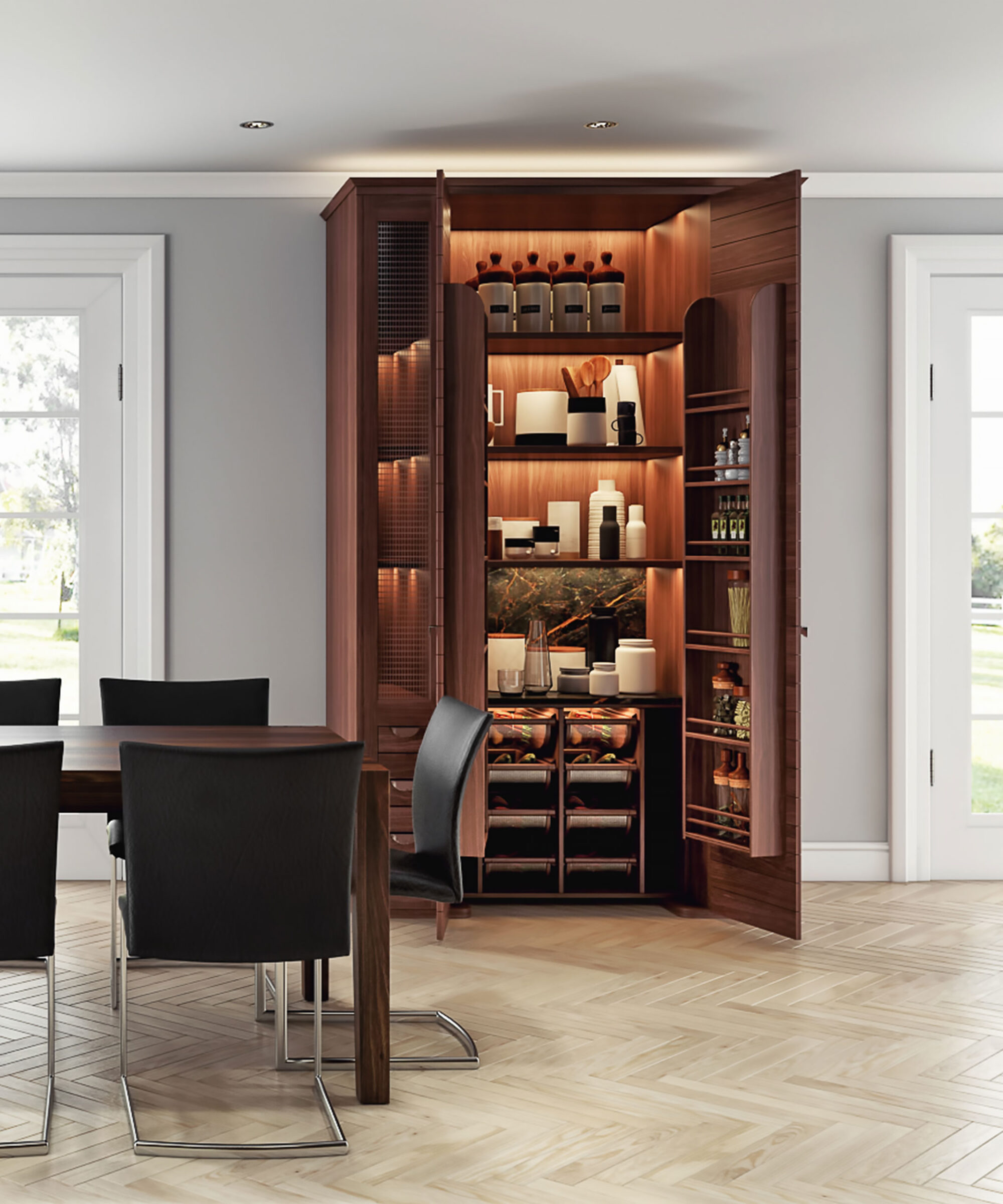 A Naples Pantry by Smallbone